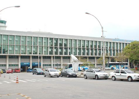 Aeroporto Santos Drumond