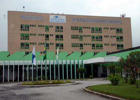 Hospital De Saracuruna (RJ)